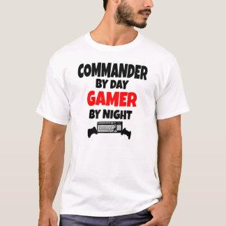 Gamer-Kommandant T-Shirt
