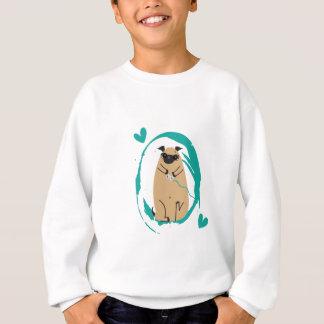 Gamer-Mops Sweatshirt