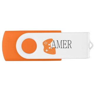 Gamer-Nerd 8GB USB-Blitz-Antrieb USB Stick