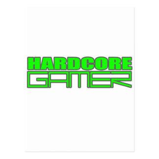 Gamer Postkarte