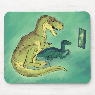Gamer-Saurus Mousepads