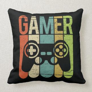 Gamer-Spiel-Prüfer Kissen
