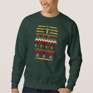Gamer-Weihnachten Sweatshirt