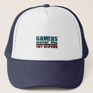 Gamers die nie… truckerkappe