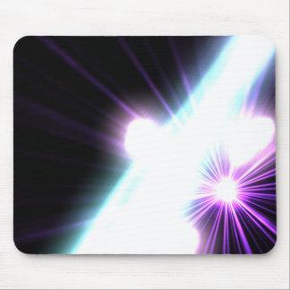 Gammastrahlen in galaktischen Kernen 3 Mousepad