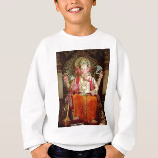 Ganesh Ganesha asiatischer Elefant-Gottheit Sweatshirt