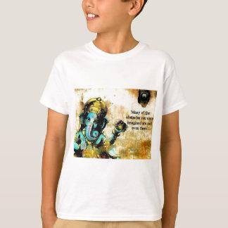 Ganesh Ganesha asiatischer Elefant-Gottheit T-Shirt
