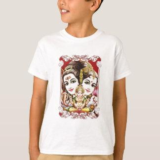Ganesh, Shiva und Parvati, Lord Ganesha, Durga T-Shirt