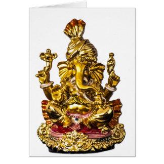 Ganesha durch Vanwinkle Entwürfe Karte