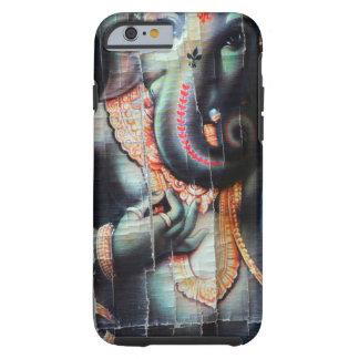 Ganesha Elefant hindischer Erfolgs-Gott Tough iPhone 6 Hülle