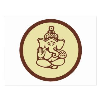 Ganesha Geschenk Postkarten
