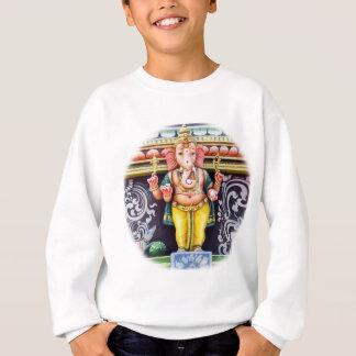 Ganesha Gott-Statue Sweatshirt