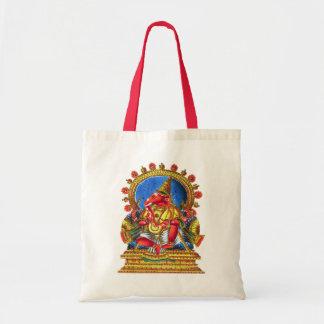 Ganesha hindische Gottheit Tragetasche