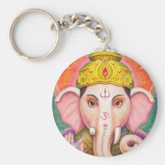 Ganeshas Segen Schlüsselbänder