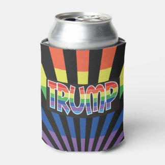 Gang der Donald- Trumpregenbogen-Wahl-2016 Dosenkühler