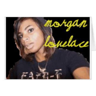 Gang Morgans Lovelace Karte