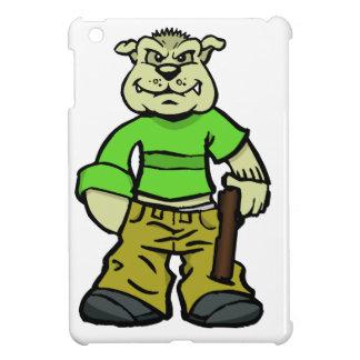 Gangsta Hund iPad Mini Hüllen