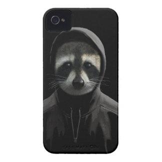 Gangsta Waschbär Case-Mate iPhone 4 Hülle