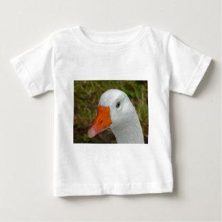 Gans-Bild Baby T-shirt