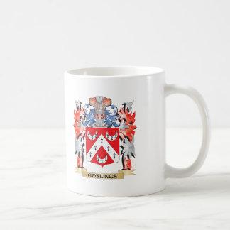 Gänschen-Wappen - Familienwappen Kaffeetasse