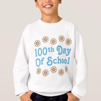 Gänseblümchen-100. Tag des Schullehrer-Geschenks Sweatshirt