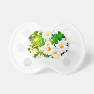 Gänseblümchen-Aquarell Schnuller
