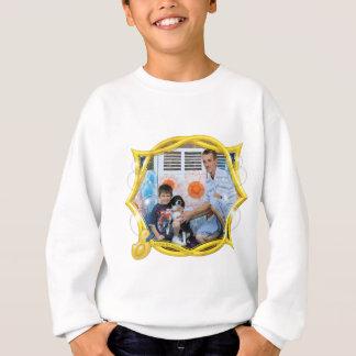 Gänseblümchen - Beagle und Labrador-Mischung Sweatshirt