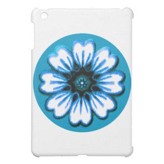 Gänseblümchen-Blau die MUSEUM Zazzle Geschenke Hülle Für iPad Mini