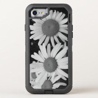 GÄNSEBLÜMCHEN-BLUME OtterBox DEFENDER iPhone 8/7 HÜLLE