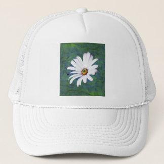 Gänseblümchen-Blume und -bedeutung Truckerkappe
