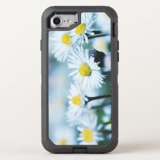 Gänseblümchen-Blumen OtterBox Defender iPhone 8/7 Hülle