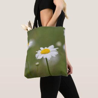 Gänseblümchen-Blumen Tasche
