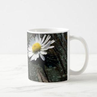 Gänseblümchen-Einsamkeit Kaffeetasse