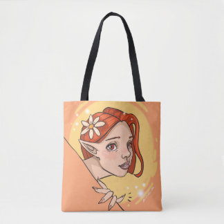 Gänseblümchen-Elf-Taschentasche Tasche