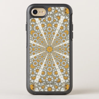 Gänseblümchen fängt Mandala auf OtterBox Symmetry iPhone 8/7 Hülle