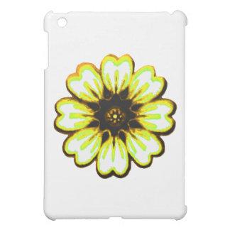 Gänseblümchen gelbes transp die MUSEUM Zazzle Hüllen Für iPad Mini