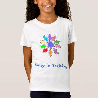 Gänseblümchen im Training T-Shirt