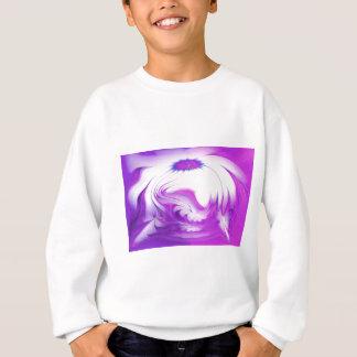 Gänseblümchen im Wind Sweatshirt