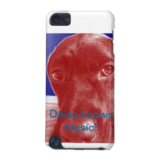Gänseblümchen kennt Musik iPod Touch 5G Hülle