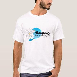 Gänseblümchen ohne frontieres (homme L) T-Shirt