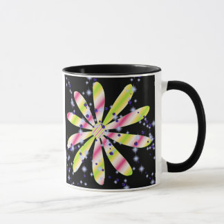 Gänseblümchen-Schale ~ Zuckerwatte Tasse