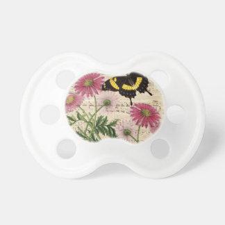 Gänseblümchen Schmetterlings-Musik Schnuller