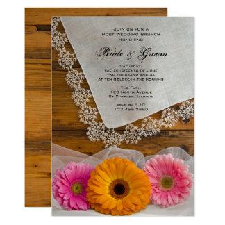 Gänseblümchen-Trio und 12,7 X 17,8 Cm Einladungskarte