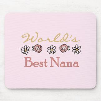 Gänseblümchen und Rosen-Welten beste Nana Mousepad