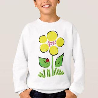 Gänseblümchen-Wanze Sweatshirt