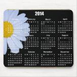 Gänseblümchenkalender 2014 Mousepad