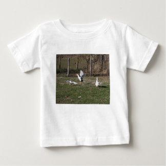 Ganskämpfen Baby T-shirt