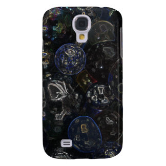 Ganz eigenhändig geschriebe Marmore Galaxy S4 Hülle