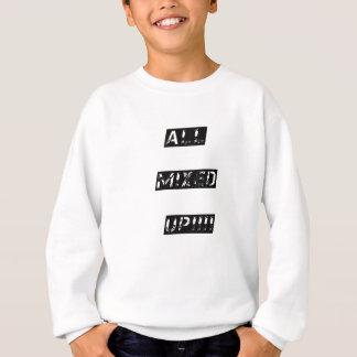 Ganz oben gemischt!!! sweatshirt