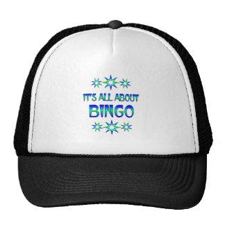 Ganz über Bingo Kult Kappen
